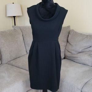 LOFT Dress with reverse Zipper